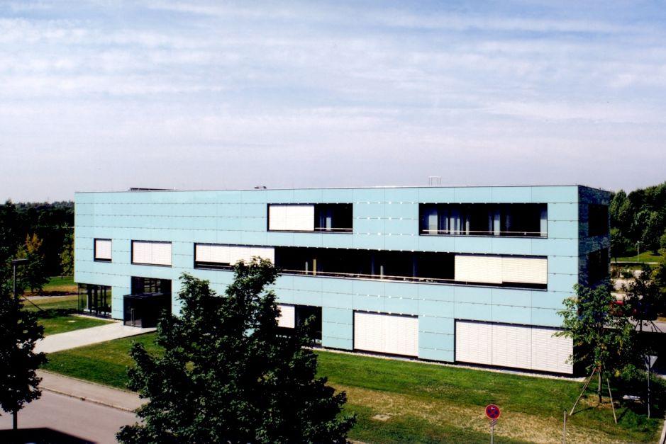 2 wissenschaftszentrum der universit t augsburg innocube schuller tham architekten bda. Black Bedroom Furniture Sets. Home Design Ideas